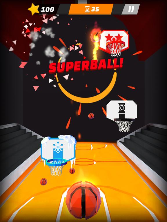 Basketball Blitz! screenshot 2