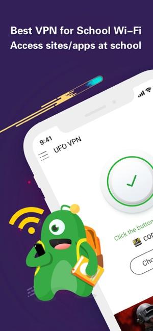 VPN - UFO VPN Hotspot on the App Store