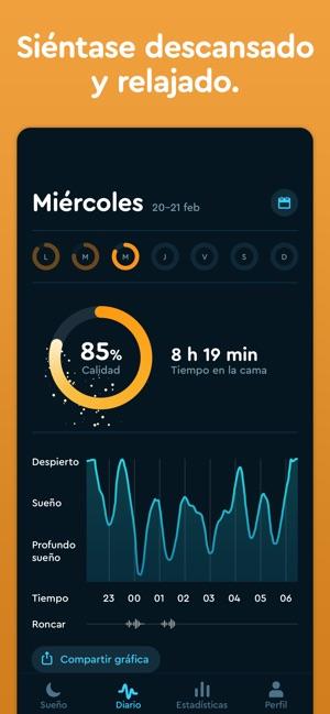 07fb0836e83 Sleep Cycle: smart alarm clock en App Store