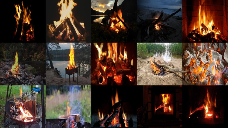 Fireplace HD Relax