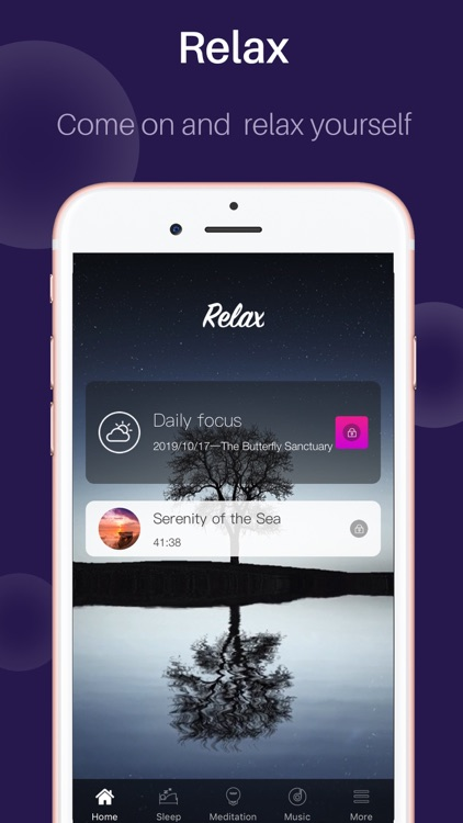 Relax: Meditate & Mind cleanse