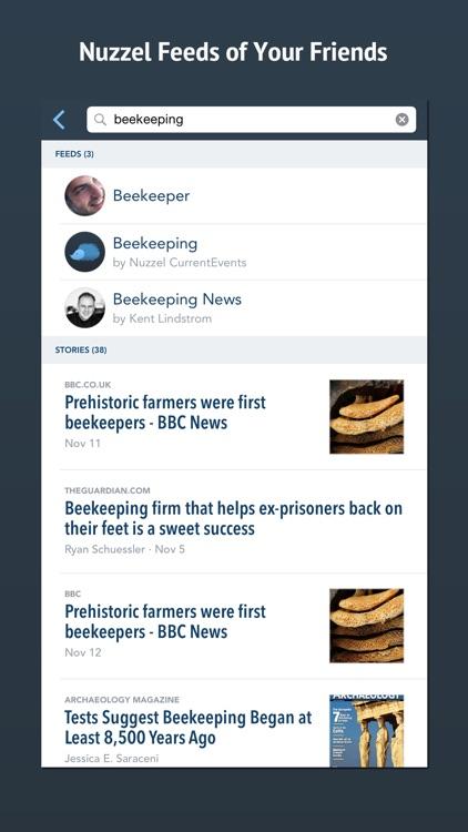 Nuzzel: News for Professionals screenshot-3