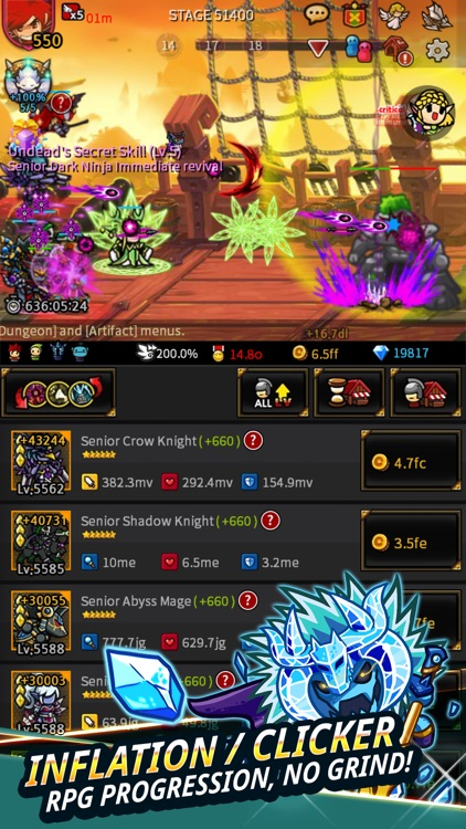 Endless Frontier - RPG