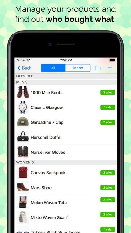 Bottomline Sales Tracking screenshot-3