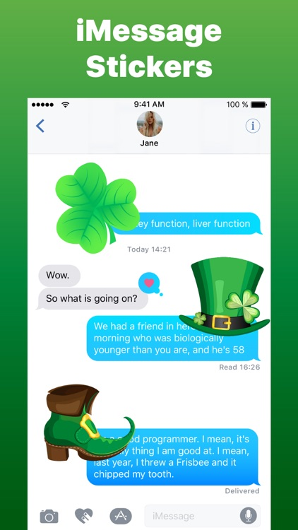 St Patrick's Day Greetings 17