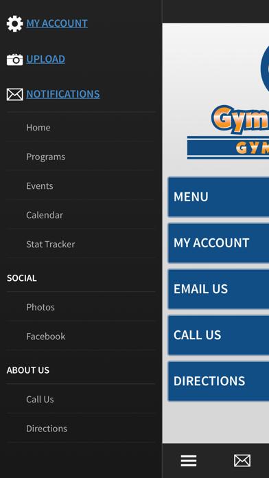 GymQuarters screenshot two