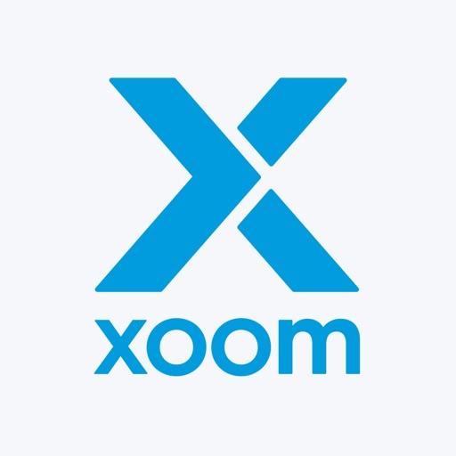 Xoom Money Transfer iOS App