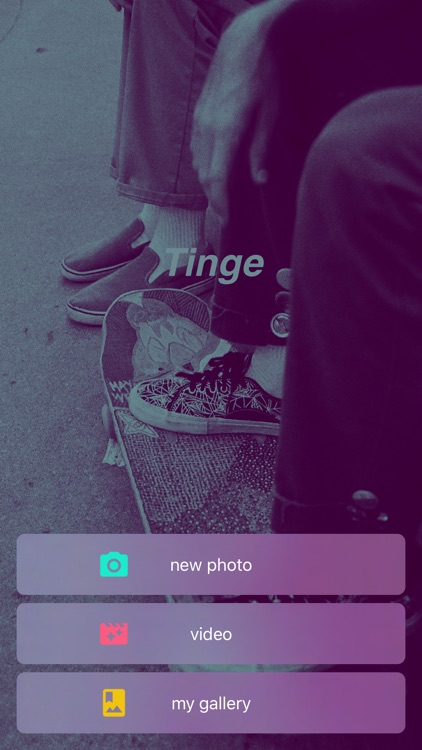 Tinge Duotones screenshot-5