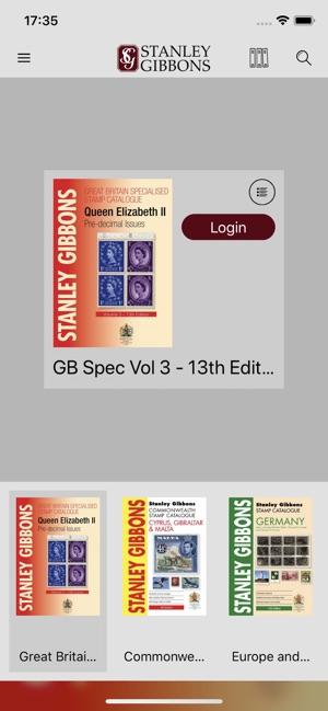 Stanley Gibbons Ltd on the App Store