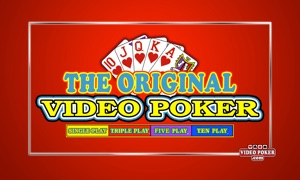 Video Poker - Classic Games