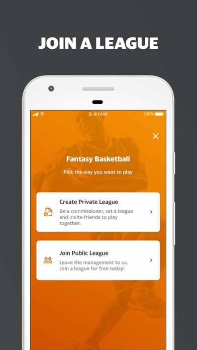 Yahoo Fantasy Sports screenshot three