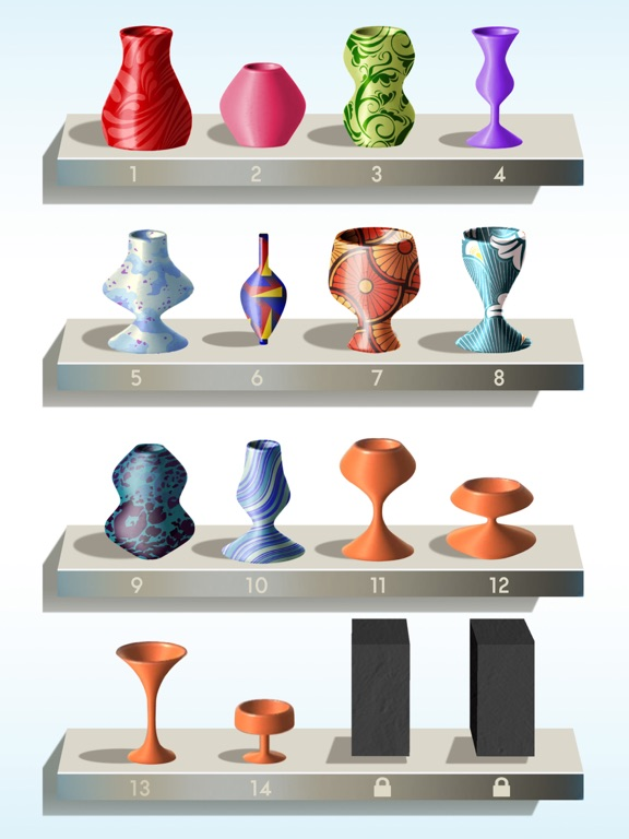 Pottery Lab - Let's Clay 3D screenshot 10