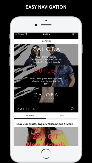 Download ZALORA - Fashion Shopping for Pc