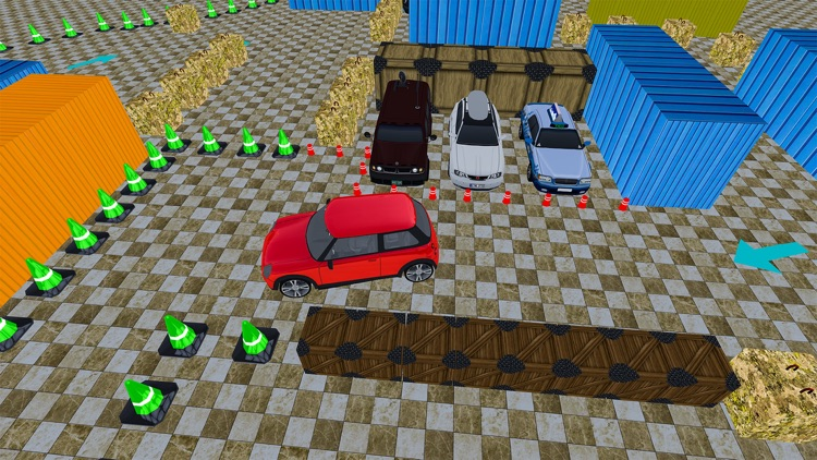 Advance Car Parking 3D Sim screenshot-3