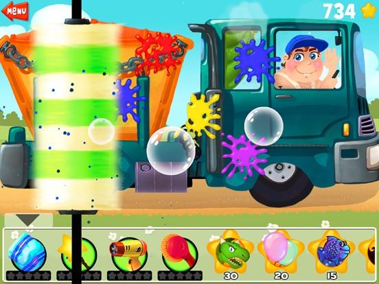 Amazing Car and Truck Wash-ipad-1