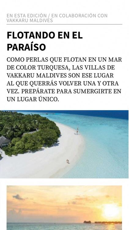 Conde Nast Traveler España screenshot-6