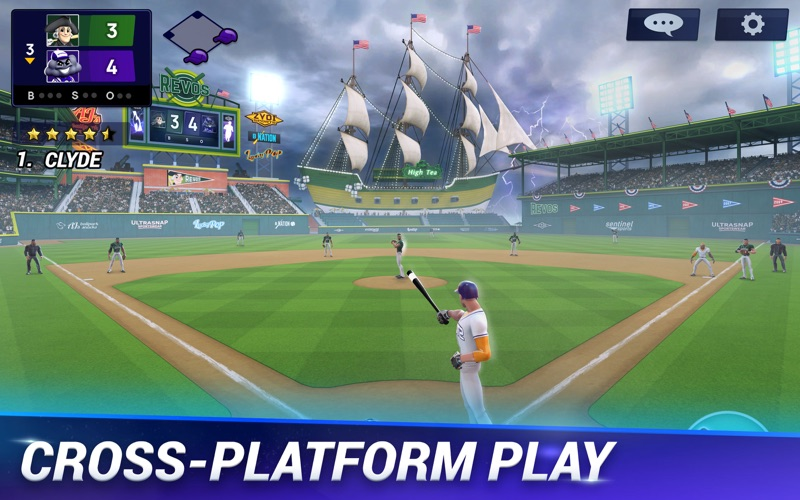 Ballistic Baseball screenshot 7