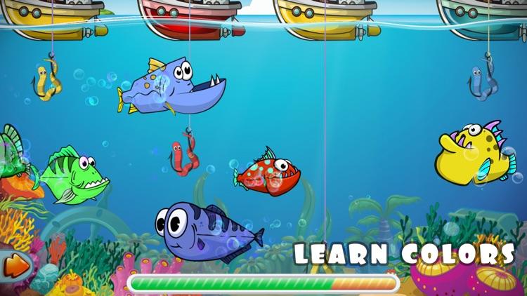 Fishing baby games for toddler screenshot-4