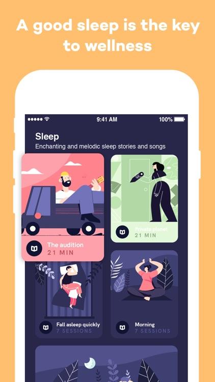 Meditation App screenshot-6
