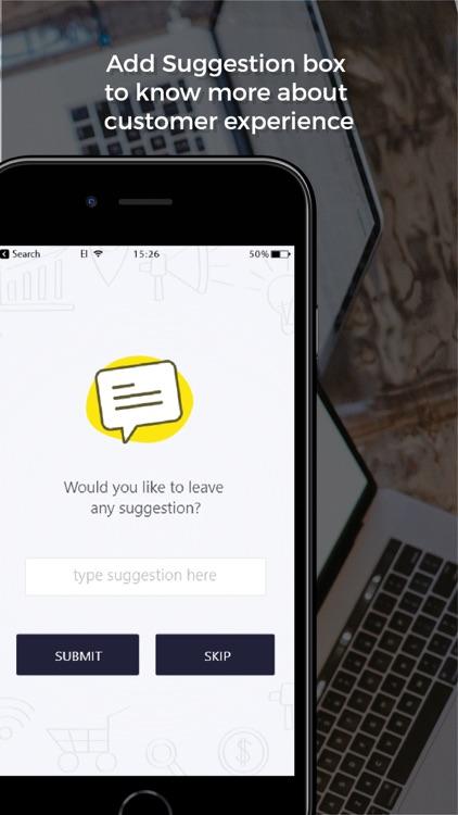 Customer Feedback App screenshot-3