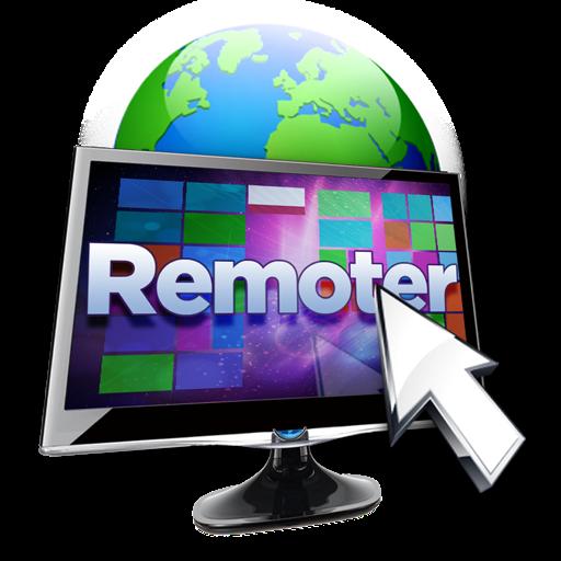 远程桌面控制 Remoter