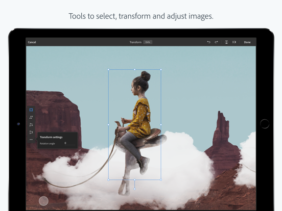 Adobe Photoshop screenshot 3