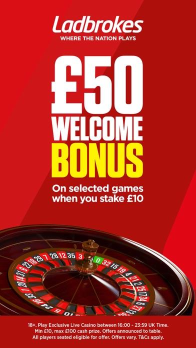 Ladbrokes Live Casino Games