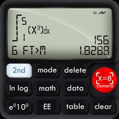 NCalc Taschenrechner 991 de x