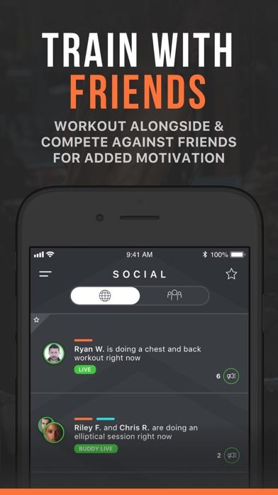 SHRED: Gym Workout & Tracker screenshot 6