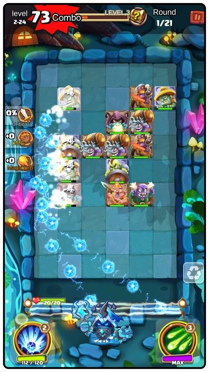 Magic vs Monster screenshot-9