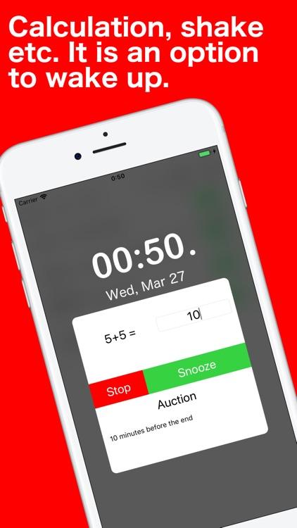 Last Alarm Clock/Wake Up Music