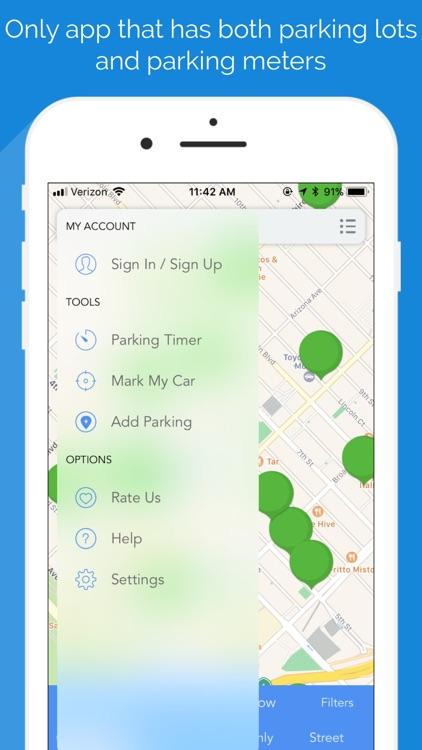 ParkMe Parking screenshot-3