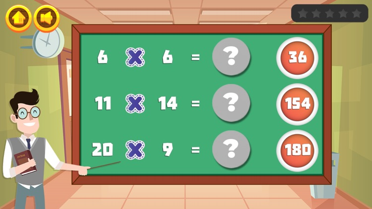 Third Grade Math Game screenshot-6