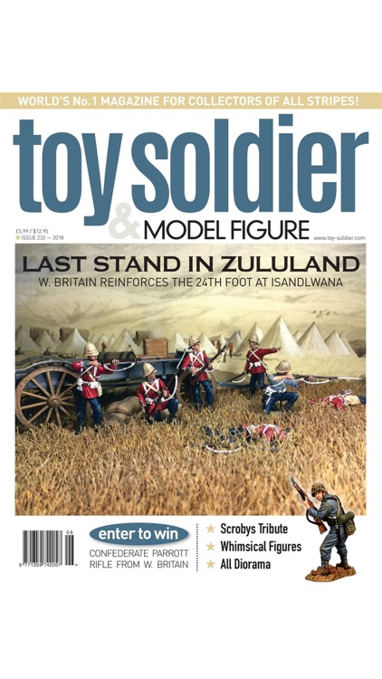 Toy Soldier and Model Figure screenshot-7