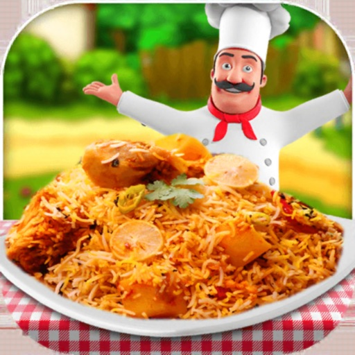 Chicken Biryani Recipe Cooking