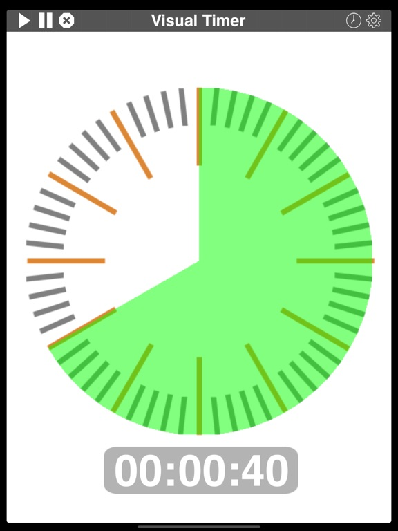 Visual Timer 4 Kids & Teachers Screenshots