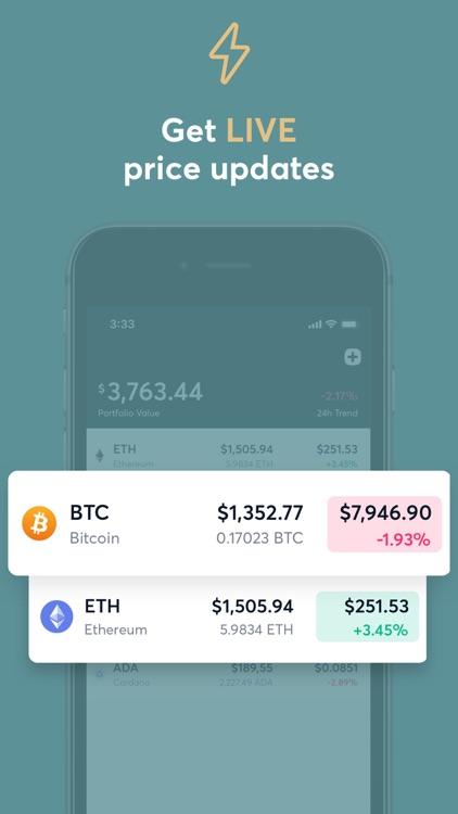 BlockHero Crypto Portfolio