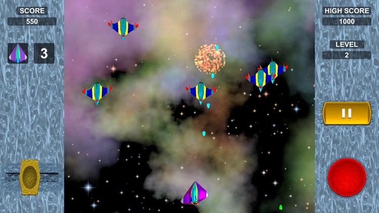 Alien Nebula screenshot-3