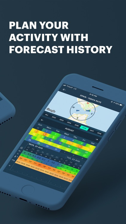 Windy Pro: marine weather app screenshot-4