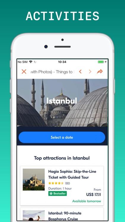 Istanbul Travel City Guide screenshot-5