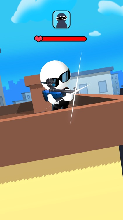 Johnny Trigger: Sniper screenshot-1
