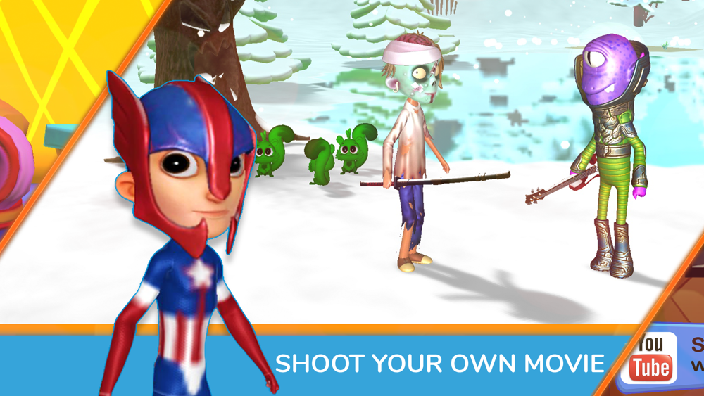 Movietoons 3d Cartoon Maker App For Iphone Free Download Movietoons 3d Cartoon Maker For Ipad Iphone At Apppure