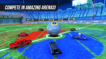 Rocket Soccer Derbyのおすすめ画像3