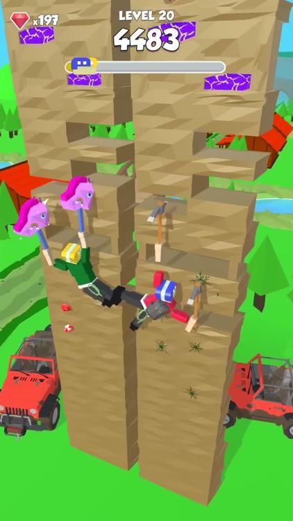 Crazy Climber!