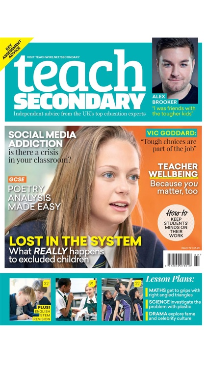 Teach Secondary Magazine screenshot-9