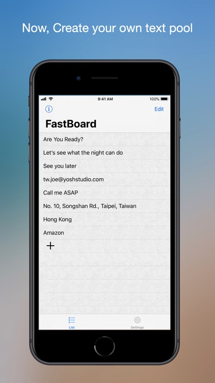 FastBoard - Fastest Keyboard
