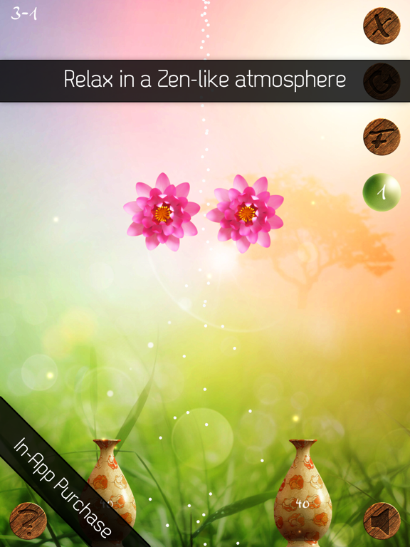 Zen Sand - Relaxing Logic Games with Chinese Proverbs screenshot
