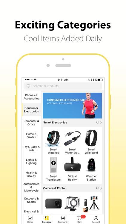 Gearbest Online Shopping