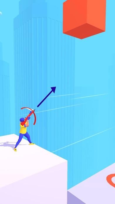 Rope Swing 3D screenshot 3