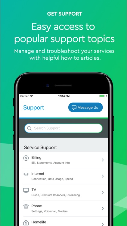 Cox App screenshot-3